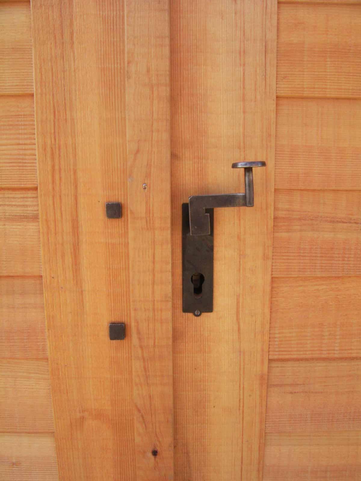 Tür Weißtanne